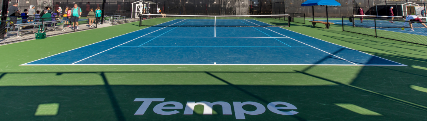 Tennis courts in Phoenix areaKiwanis Tennis Center