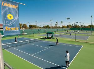 Kiwanis Tennis Center