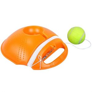 Singles Tennis Trainer - Training - Practice - Tennis Ball Comes Back
